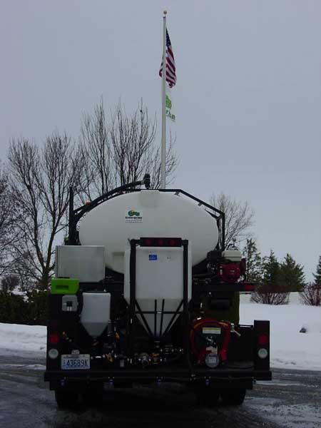 AG Enterprise Vegetation Sprayer