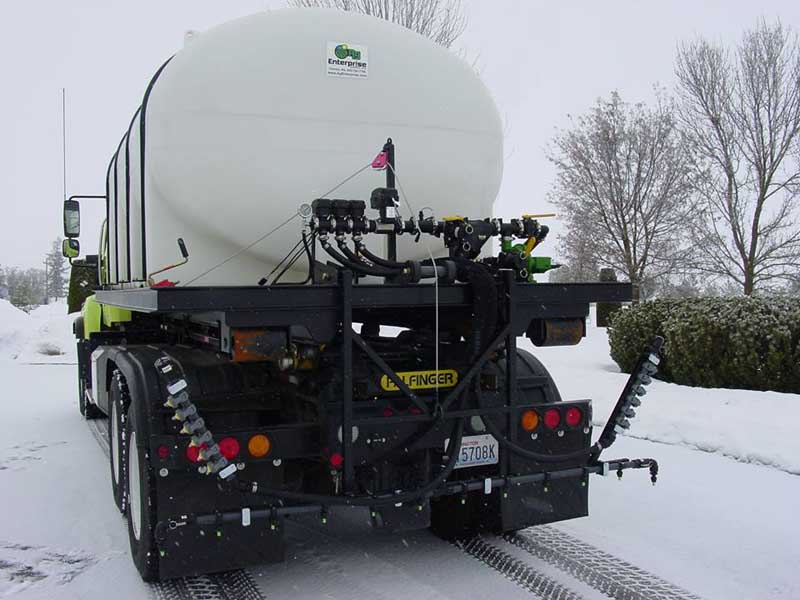 AG Enterprise Hook Load De-icer
