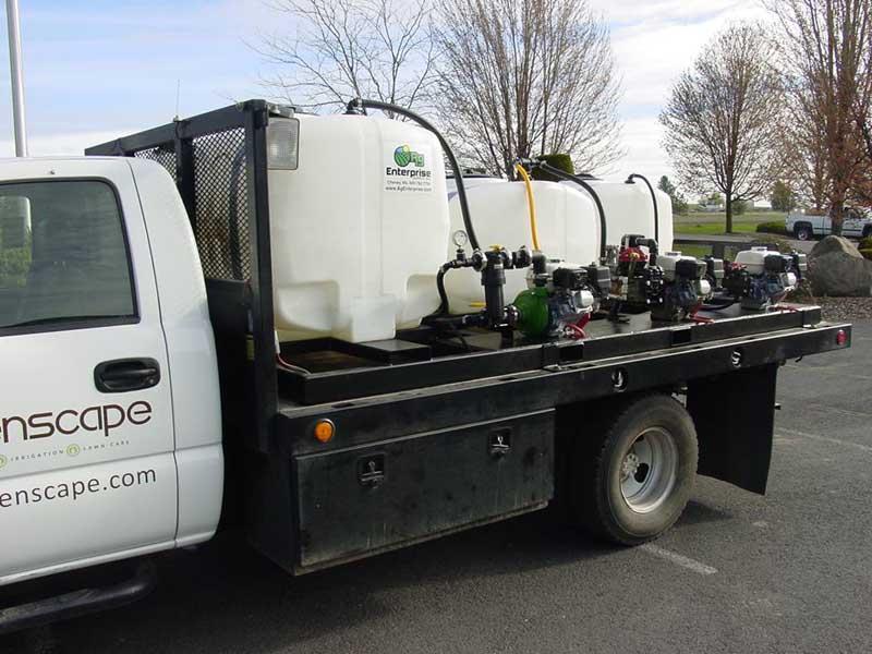 Ag Enterprise Sprayer Upgrade