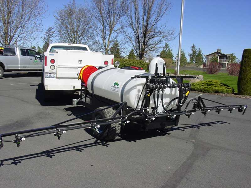 AG Enteprise Pull Behind Golf Sprayer