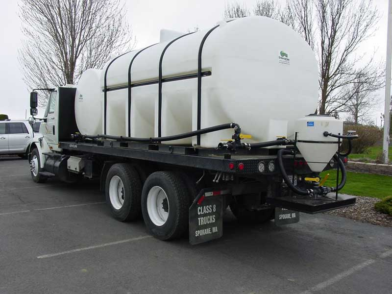 AG Enterprise Custom Spray Truck