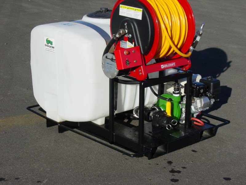 Ag Enterprise Spot Sprayer Customization