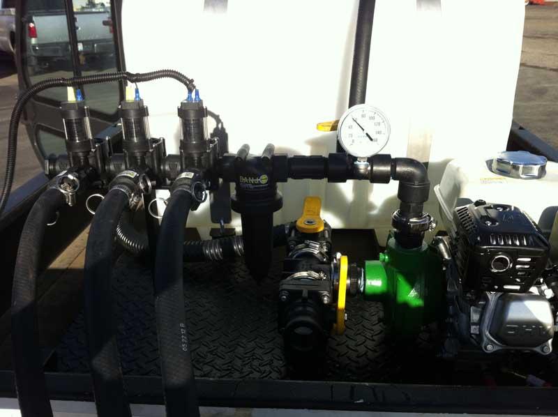 AG Enterprise Precision Grounds Maintenance