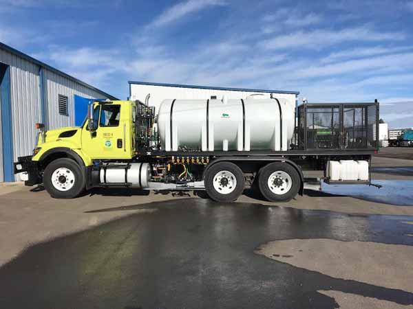 Ag Enterprise 2,350 Gallon De-ice/Vegetation Roadside Applicator